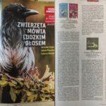 """Alberta i Józek w """"Tygodniku Powszechnym"""", czyli zwierzęta mówią."""